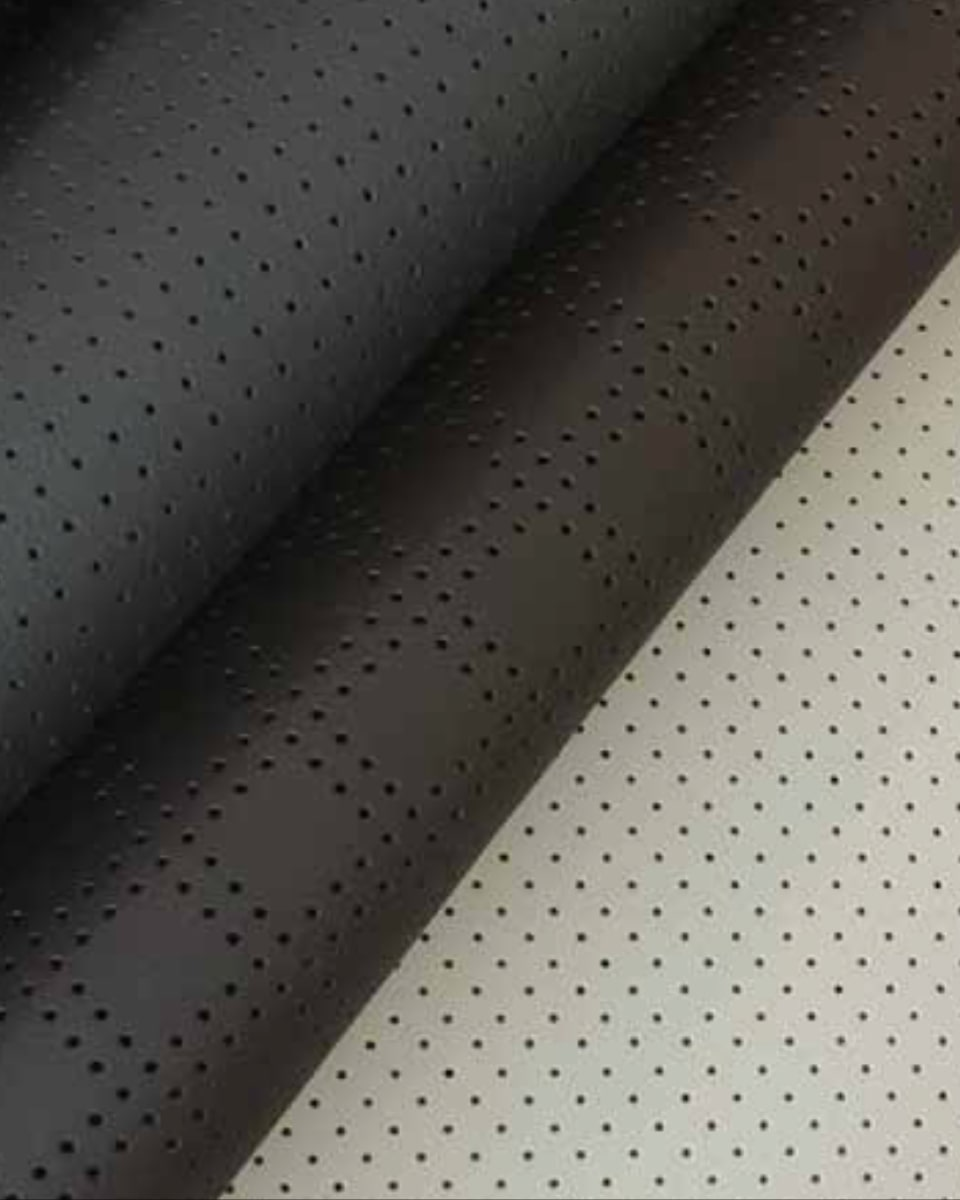 Mechanical perforation