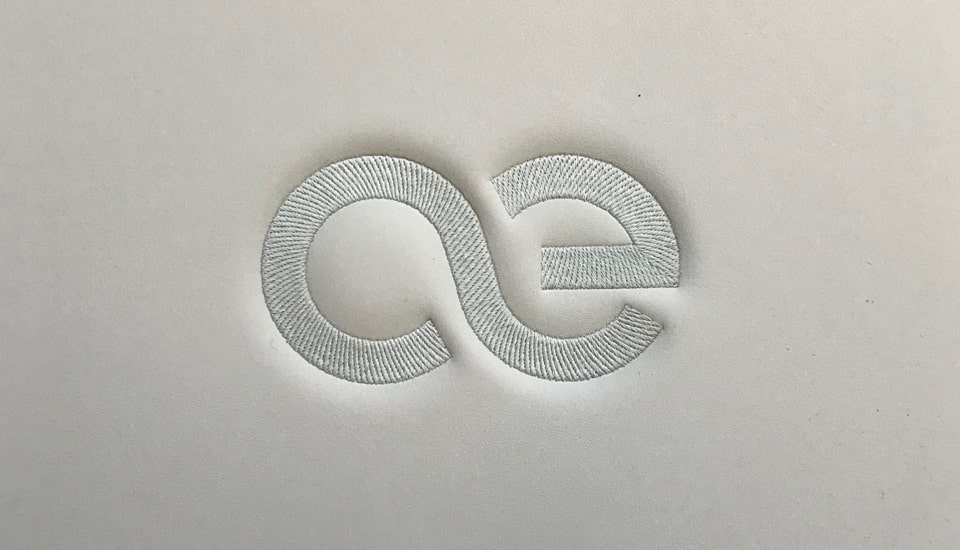 stitching embroidery